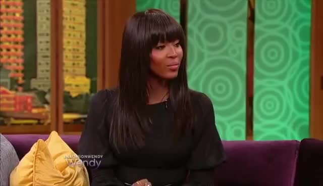 Watch and share Supermodel Naomi Campbell GIFs on Gfycat