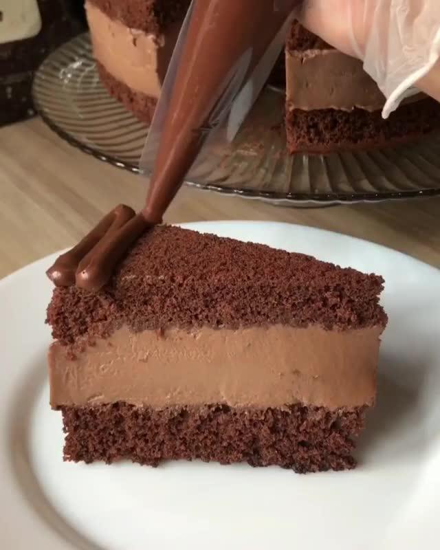 Chocolate cake GIFs