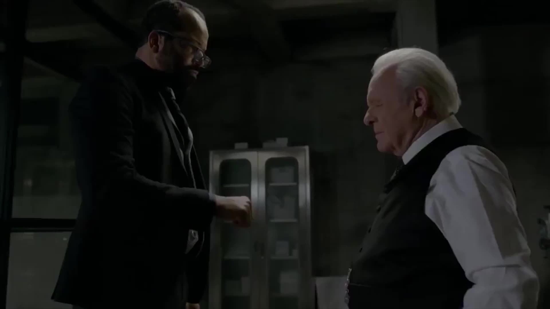 Bloopers, Funny, Gag, HBO, TV, Westworld, Fist Bump GIFs