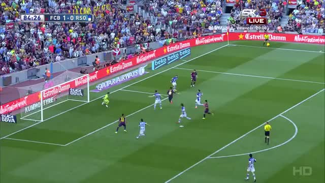 Watch soccer GIF by @fantasymlshelper on Gfycat. Discover more Barca, barca GIFs on Gfycat