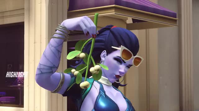 Watch lucky shot GIF by Linh Nguyen (@rinruru) on Gfycat. Discover more overwatch, tracer, widow GIFs on Gfycat