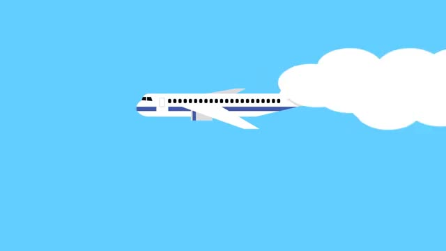 Watch and share Airplane GIFs and Sky GIFs on Gfycat