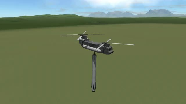 Watch and share KH-47 Khinook GIFs by Mause on Gfycat