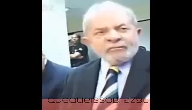 Watch and share Lula Conta Tudo A Moro - Quequeisso, Brazyl? Com Madeleine Lacsko GIFs on Gfycat