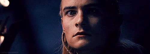 Imagine being human and being the wife of Legolas and being