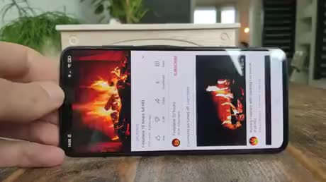 Turning Mobile into Heater