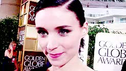 Watch and share Golden Globes GIFs and Rooney Mara GIFs on Gfycat