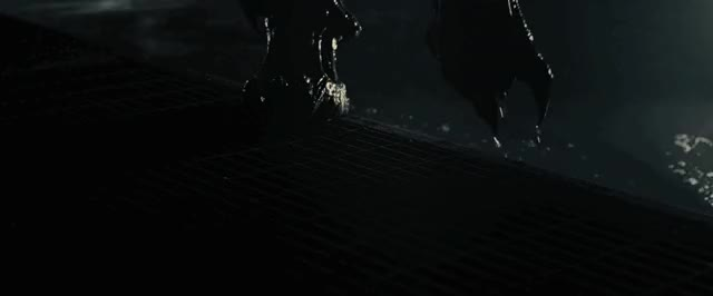 Watch and share Predalien Swats Aside Xenomorph 24fps GIFs by corvette1710 on Gfycat