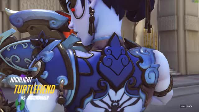 Watch Overwatch 2018.12.29 - 14.12.10.01 GIF by @turtles on Gfycat. Discover more related GIFs on Gfycat