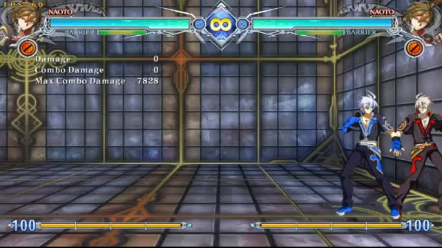 BBCF, Blazblue, Combo, Combo Route, Corner, FGC, Kurogane, Naoto, Optimized, Switch, Naoto's optimized cornerswitch route GIFs