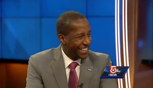 Watch Setti Warren on why he's considering run at Mass. Governor GIF on Gfycat. Discover more related GIFs on Gfycat