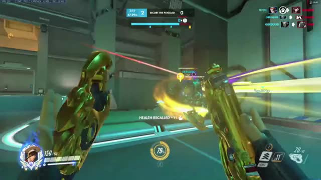 Watch and share Overwatch GIFs by yuantv on Gfycat