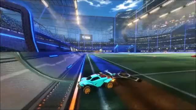 Watch and share Rocket League GIFs and Double Touch GIFs on Gfycat