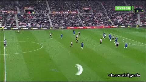 Watch and share Wahbi Khazri. Sunderland - Chelsea. 2015-16 GIFs by fatalali on Gfycat