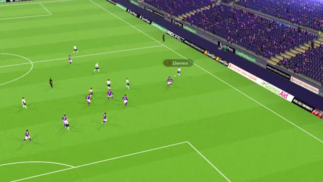 Watch and share Fm2018 Goal GIFs by pokara on Gfycat