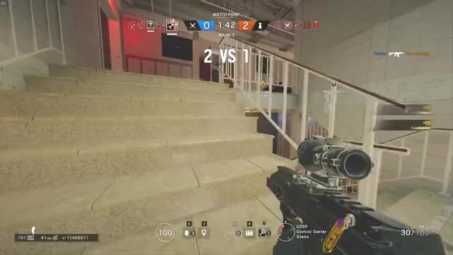 Watch and share Rainbow 6 GIFs and Esports GIFs by fonnix on Gfycat