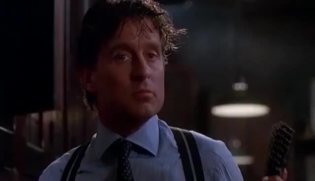 Watch and share Michael Douglas GIFs on Gfycat