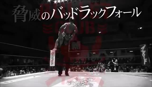 NJPW Bullet Club 2015-2016 Titantron GIFs