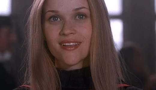 Watch and share Reese Witherspoon GIFs and Smiling GIFs on Gfycat