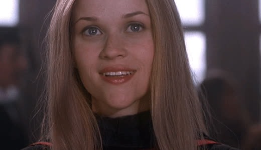 reese witherspoon, smile, smiling, esfp gif GIFs