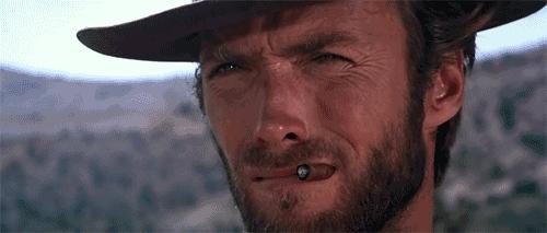 Clint Eastwood,  GIFs