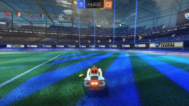Watch Off wall aerial hit to bounce redirect GIF by @timbers on Gfycat. Discover more RocketLeague, rocketleague GIFs on Gfycat