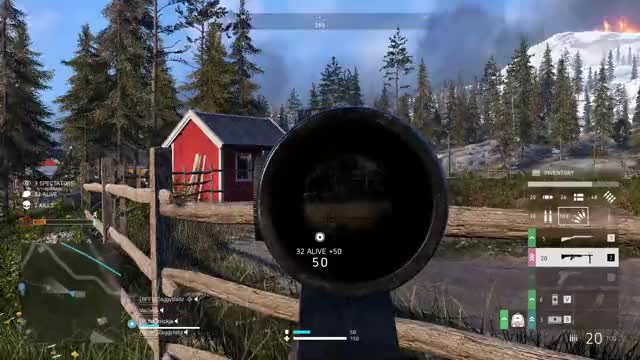 Watch 1v3 GIF by @trickje on Gfycat. Discover more BF5, BFV, Battlefield, Battlefield 5 GIFs on Gfycat