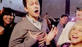 Watch this joseph gordon levitt GIF on Gfycat. Discover more *, 1k, gif, hitrecord, hitrecord on tv, jgl, jglgif, joseph gordon levitt, re: your mom, reblogged by hitrecordjoe, sexy motha, the gregory brothers GIFs on Gfycat