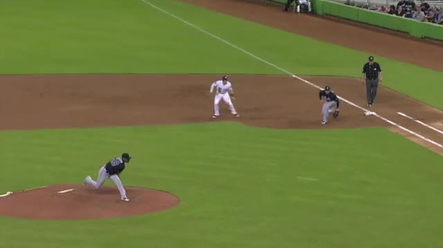 Watch and share Derek Dietrich GIFs and Ender Inciarte GIFs by Ely Sussman on Gfycat