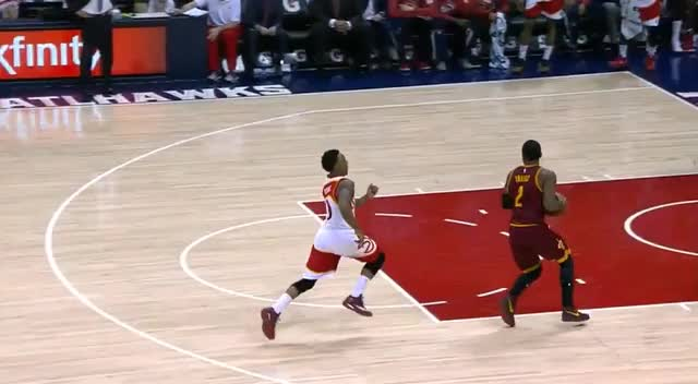 Watch Teague chasedown block on Kyrie GIF on Gfycat. Discover more nba GIFs on Gfycat