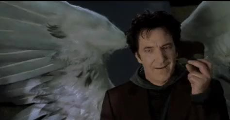 Watch and share Alan Rickman GIFs on Gfycat