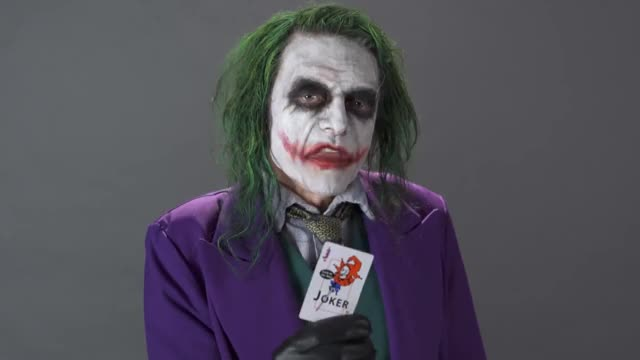 Watch Tommy Wiseau's Joker Audition Tape (Nerdist Presents) GIF on Gfycat. Discover more Fvid, Nerdist, audition, batman, greg sustero, nerdist presents, the disaster artist, the joker, the room, tommy wiseau GIFs on Gfycat