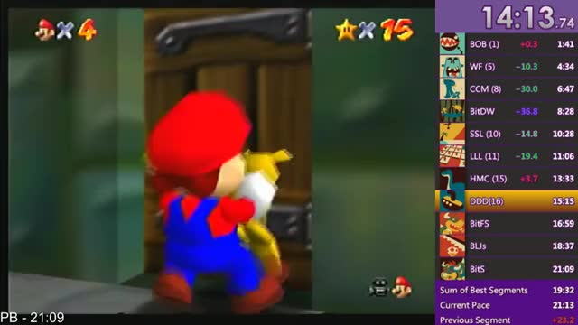 Watch Super Mario 64 - 16Star runs ft. 3AM and Owless(?) GIF on Gfycat. Discover more related GIFs on Gfycat