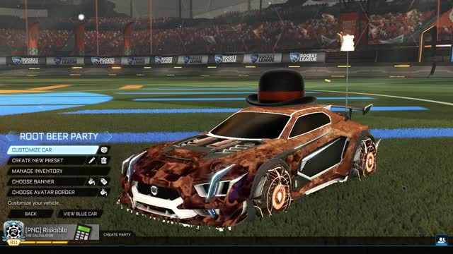 Watch Root Beer Party GIF by Riskable (@riskable) on Gfycat. Discover more Fashion League, Rocket League GIFs on Gfycat