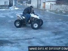 Watch and share Atv GIFs on Gfycat