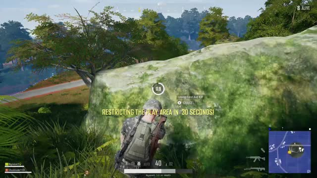 Watch this GIF by xboxdvr on Gfycat. Discover more BigJuicer2, PLAYERUNKNOWNSBATTLEGROUNDSFullProductRelease, xbox, xbox dvr, xbox one GIFs on Gfycat