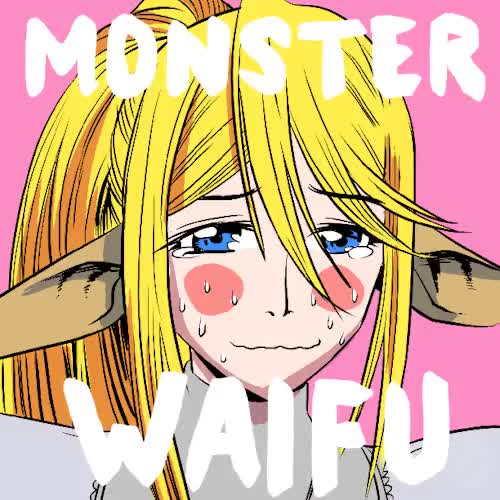 Watch Sorry Ladies I'm Waiting for My Monster Waifu GIF on Gfycat. Discover more gif, lookhuman, monster musume, monster musume cerea, psgiferian, waifu GIFs on Gfycat