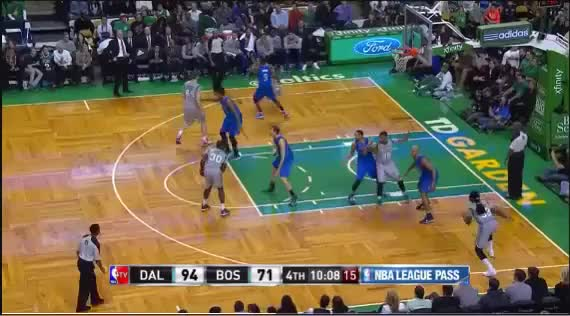 Watch and share Avery Bradley Threes Dallas GIFs on Gfycat