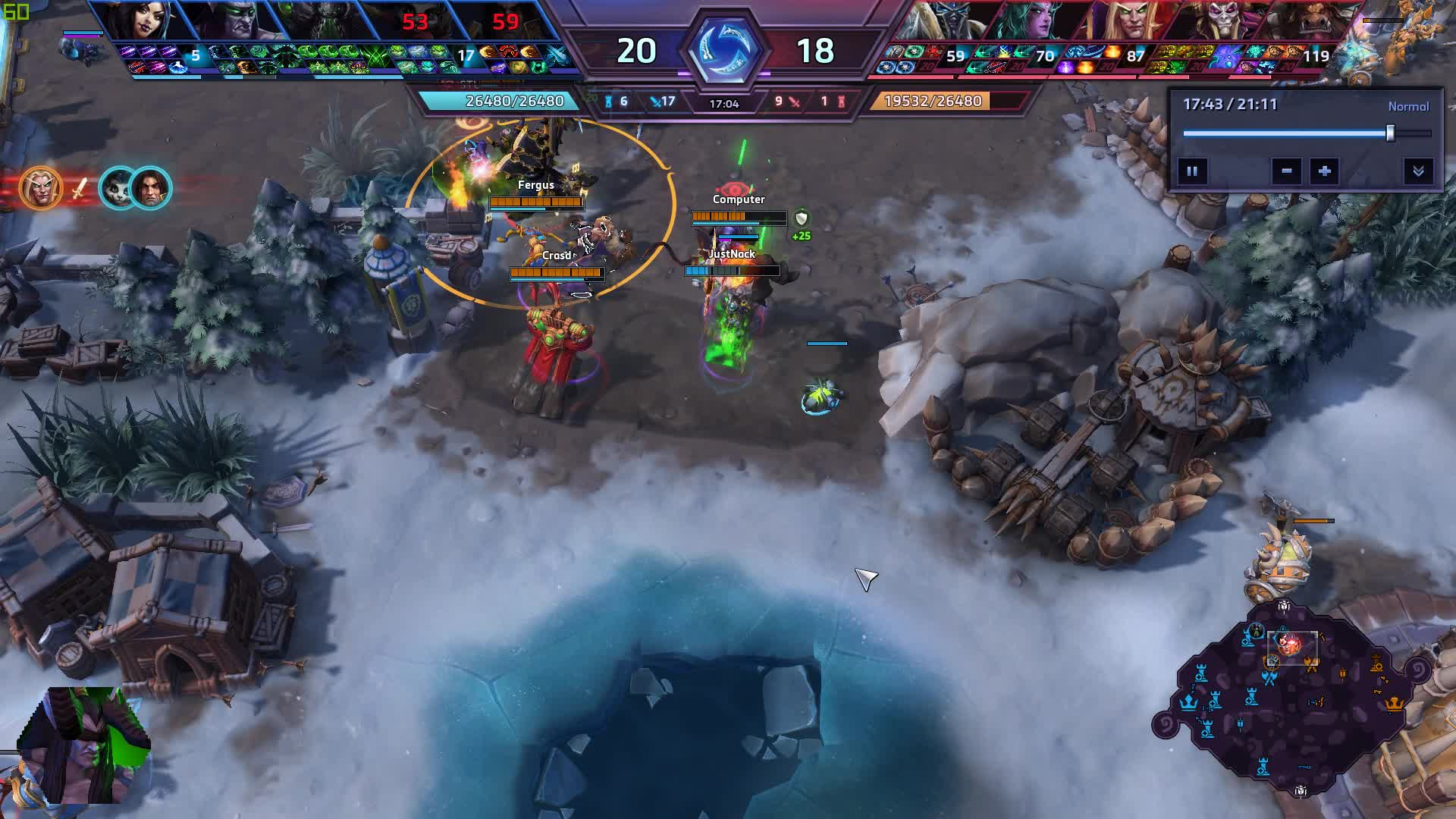 heroesofthestorm, Heroes of the Storm 2018.12.10 - 20.32.54.03 GIFs