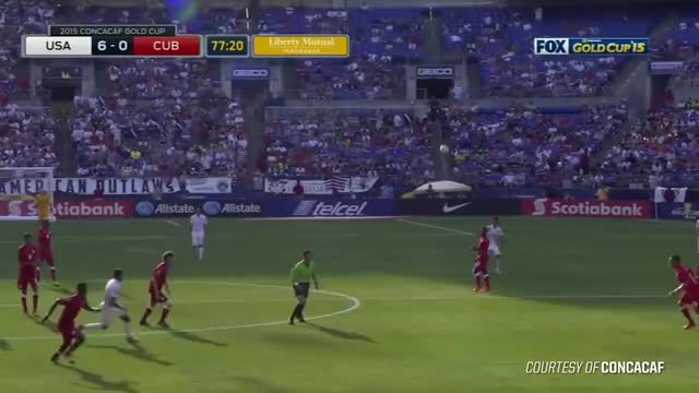 Watch and share Michael Bradley's 2nd Assist Vs. Cuba GIFs by rook416 on Gfycat