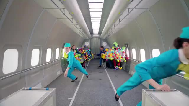 Watch and share Upside Down GIFs and Inside Out GIFs by OK Go on Gfycat