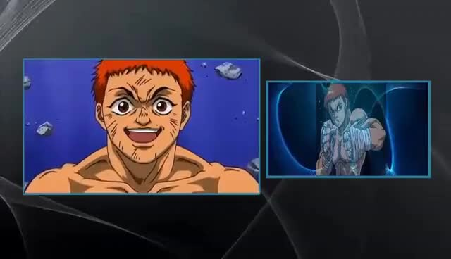 baki the grappler episode 7 english dubbed HD GIF | Find