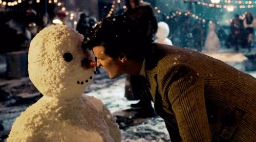 Watch and share Snow Man GIFs and Snowman GIFs on Gfycat