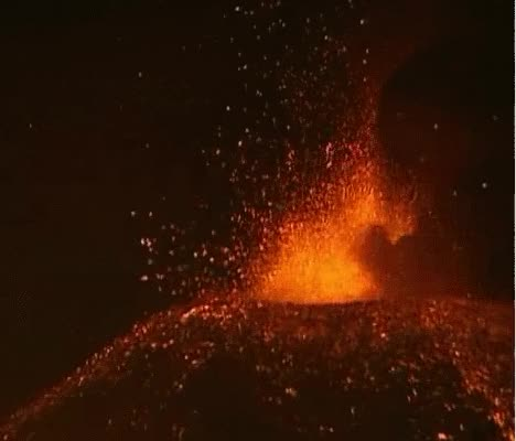 Watch eruption GIF on Gfycat. Discover more related GIFs on Gfycat