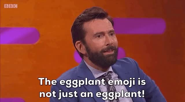 Watch and share David Tennant GIFs and Eggplant GIFs by alittleperil on Gfycat