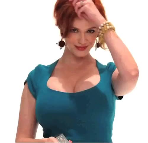 Watch and share Christina Hendricks GIFs on Gfycat