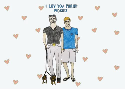 Watch and share I-luv-u-phillip-mor-ris 04-29 / 18:33 / # gif# animated Gif# i Love You Phillip Morris# phillip Morris# love# jim Carrey# gay# gay Ma GIFs on Gfycat
