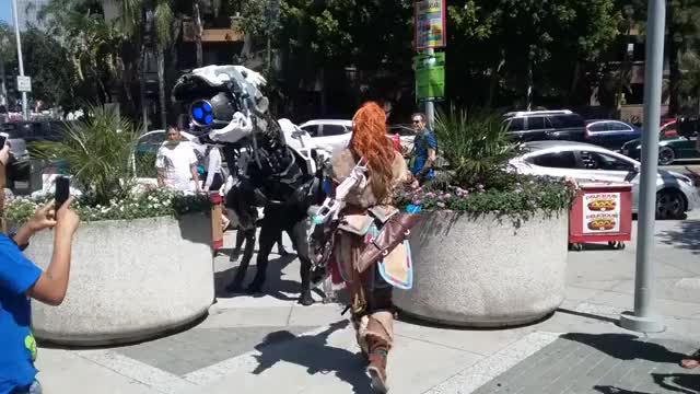 Watch and share Cosplay GIFs by MyNameGifOreilly on Gfycat