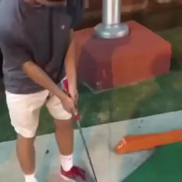 Watch and share Mini Golf GIFs and Jumps GIFs by whiplash141 on Gfycat