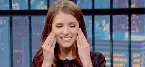 Watch this anna kendrick GIF by GIF Queen (@ioanna) on Gfycat. Discover more adorable, anna, anna kendrick, aw, aww, awww, celebs, coming, cute, kendrick, little, pows, smile, so, sweet GIFs on Gfycat